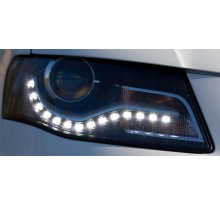 Management of daytime running lights