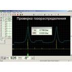 Стенд диагностики газовых форсунок + осциллограф