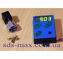 Timer for rental electric vehicles