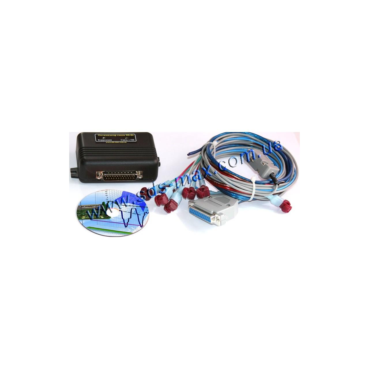 Petrol chip tuning box EFIE SD-04 - SDSauto