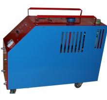 Máquina de soldadura de hidrógeno
