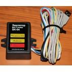 Emulator of oxygen sensor and MAF SK-04