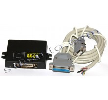 Emulador de filtro de partículas SK-09 o eliminación sin resellado