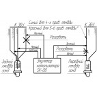 Эмулятор катализатора SK-08 (LAF/AFR sensor)