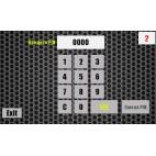 PIN код для доступа к тиру