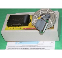 Particulate filter emulator SK-09 or removal without firmware replacing